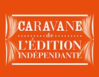 Caravane de l'édition indépendante
