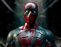 Deadpool Fan Art - Process Video