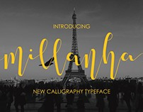 The $1 Millanha Font