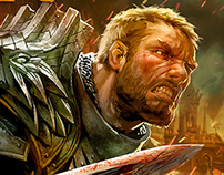 Kings of the Realm: App Store Images (Portrait)