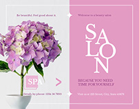 Beauty Salon Spa   Modern and Creative Templates Suite