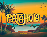 Free Patahola Display Font
