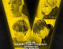 YG - BIGBANG 'V LIVE' SCHEDULE