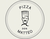 PIZZA DON MATTEO