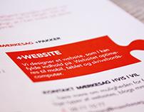 Målrettet markedsføring: Katalog for Mærkesag