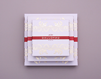 Dalloyau Packaging