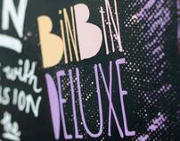 Binbin Deluxe Bar Identity