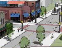 Apapahoe Avenue Streetscape Design