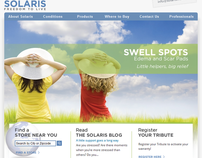 SOLARIS - CMS, eCommerce and Social