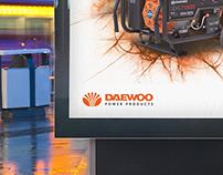 Daewoo Street Advertising