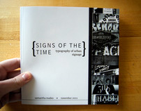 Urban Typography Book