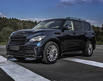 INFINITI QX56 tuning-project OPTIMUS