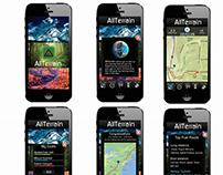 iPhone application design / Classwork