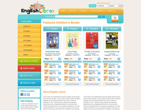 English libros