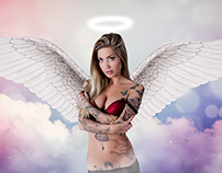 Zarihs Fantasy & Angel Creation