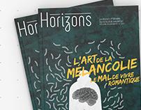 Horizons - Revue littéraire
