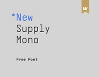 Supply Mono - Free Font