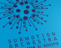 Submotion Orchestra Posters and Flyers