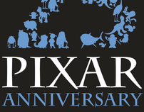 Pixar 25th Anniversary