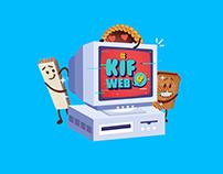 KIF FI WEB - Social media