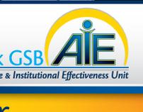 Logo Design: AIE Unit