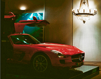 MERCEDES-AMG Supercar in Loebell Loft