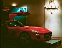 MERCEDES-AMG Supercar in Loebell Loft