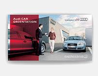 Audi Car Orientation 2016