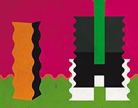 MEMPHIS - Poster serie