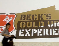 BECK`S GOLD URBAN EXPERIENCES