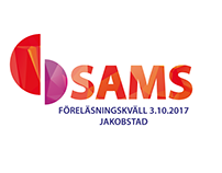 Simple logo and template for SAMS rf day seminar.