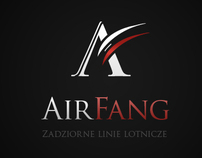 Air Fang logo