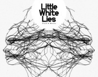 Little White Lies Illustration Brief
