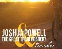 Joshua Powell & the GTR, Traveler | Album & Merchandise