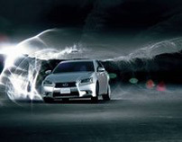 Lexus GS Debut -the unseen force.