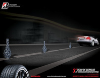 Bridgestone Ads