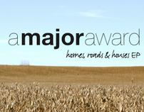 A Major Award EP | Album
