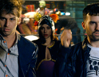 """Warrior"" Music Video feat. Mark Foster, A-Trak, Kimbra"