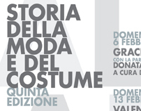 Convegni Moda e Costume produced by Twin Set