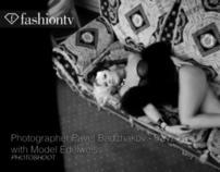 FashionTV presents Pavel Badzhakov  shooting Edelweiss