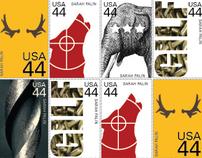 Sarah Palin Stamps