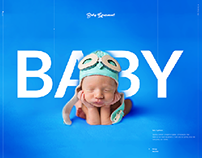 Baby Equipment-Landing page