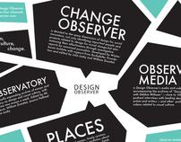 Design Observer Poster