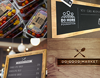 Do Good Market Commercial Space Design