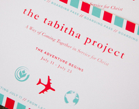Tabitha Trip Marketing Materials