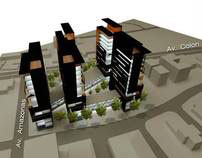 TCA Residential Towers