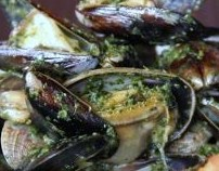 Steamed clams & mussels - French Market