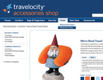 Web Design - Accessories Shop