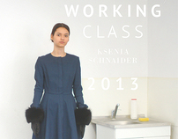 WORKING CLASS collection f/w2012-13
