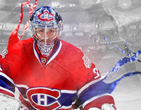 Carey Price ;; Canadiens